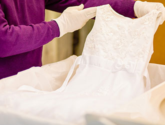 Keady's Wedding Dress Cleaning and Preservation