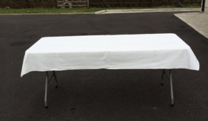 Keady's Dry Cleaners Tablecloth Hire