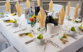 wedding, table cloth, dining